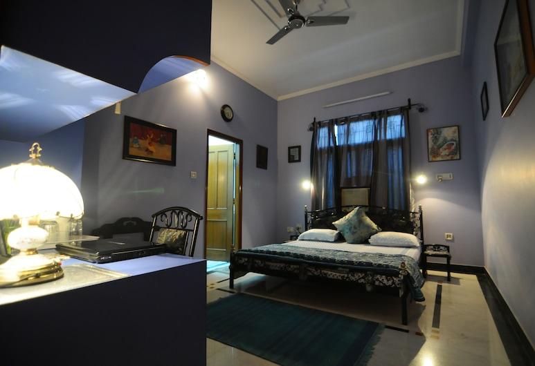 Jaipur Friendly Villa, Jaipur, Superior Double Room, 2 Bedrooms, Patio, Guest Room