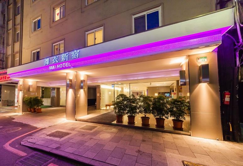 Green World Mai - ZhongShan, Taipei, Hotellfasad