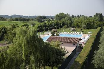 Naktsmītnes Hotel Bella Lazise attēls vietā Lacize