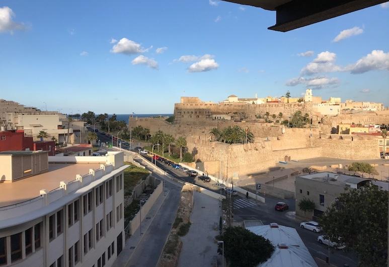 Hotel Anfora, Melilla, İki Ayrı Yataklı Oda, Teras/Veranda