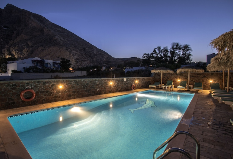 Hotel Andreas, Santorini, Outdoor Pool