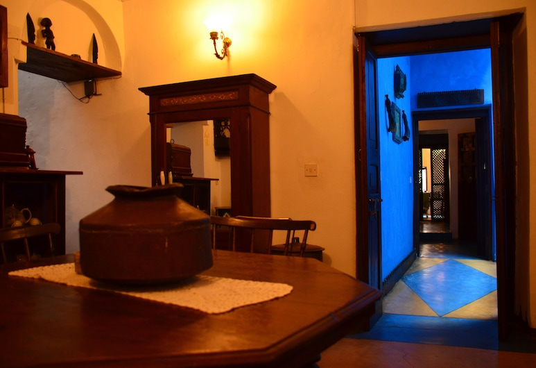 House of Spices, Занзібар-Таун, Вхід у приміщення