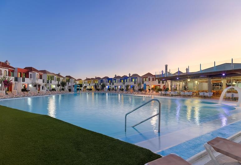 Bungalows Vistaflor, San Bartolome de Tirajana, Rooftop Pool