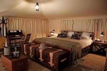 Serengeti Ulusal Parkı bölgesindeki Elewana Serengeti Pioneer Camp resmi