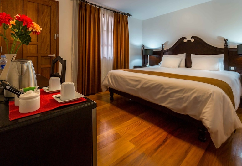 Illa Hotel, קוסקו, חדר סופריור זוגי, חדר אורחים