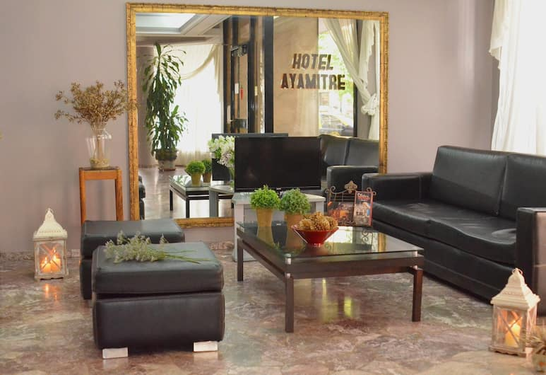 Hotel Ayamitre, Buenos Aires, Lobby-Lounge