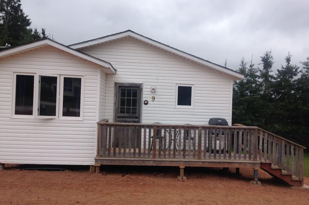 Cottage Nine, 2 Bedrooms - Balkoni