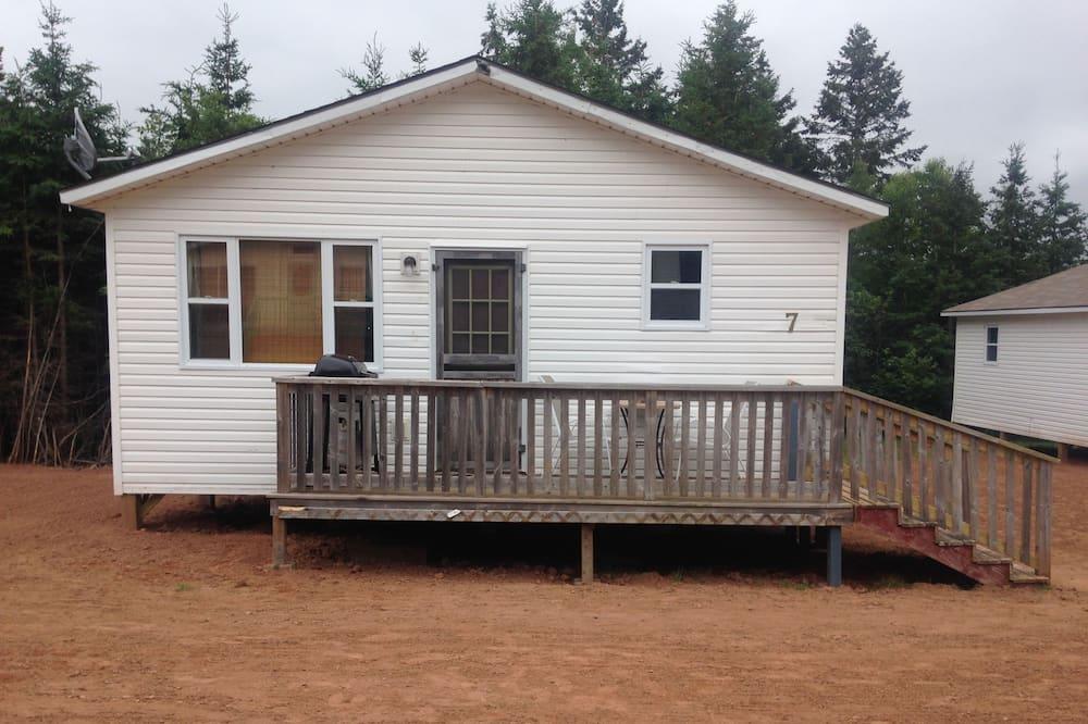 Cottage Seven, 2 Bedrooms - Balkoni