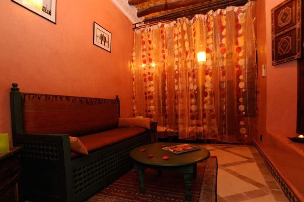 Luxury Suite, Private Bathroom (Essaouira) - Living Area