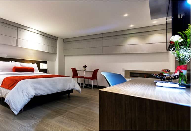Loyds Hotel, Medellin, Executive Oda, Oda