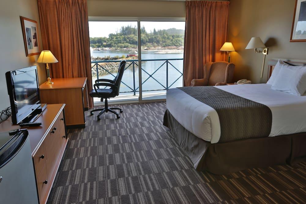 Habitación estándar, 1 cama Queen size, vista al mar - Habitación