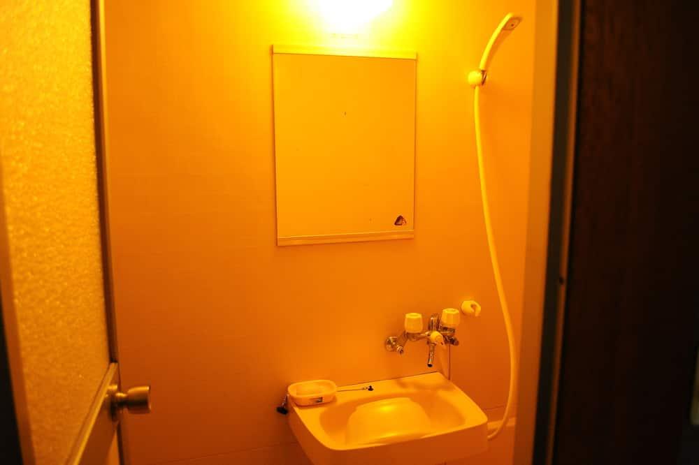 Western Style Room with Loft - Bathroom