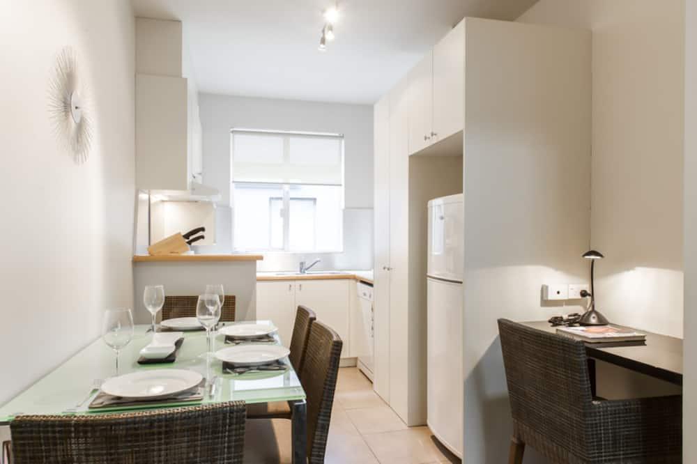 Appartamento, 2 camere da letto - Pasti in camera