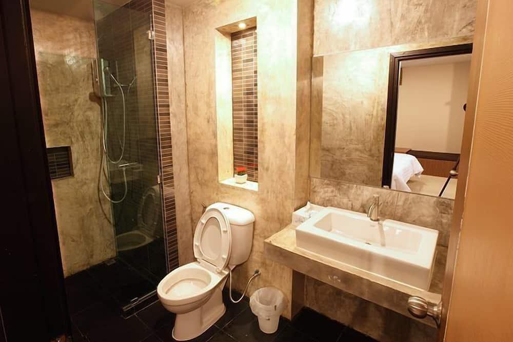 Superior Double Room, 1 Katil Kelamin (Double) - Bilik mandi
