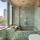 Paaugstināta komforta divvietīgs numurs - Privātā spa vanna
