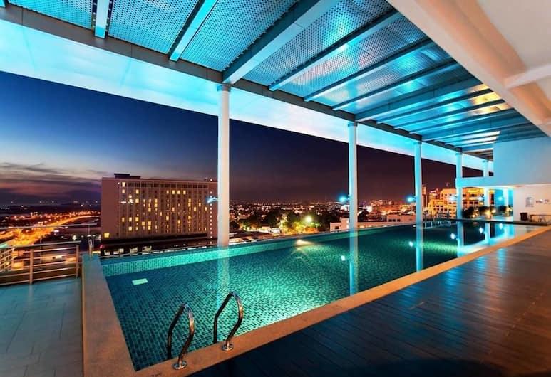 ザ ストレイツ ホテル & スイーツ, Malacca City, インフィニティ プール