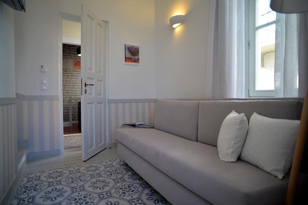 Suite, Terrace, Sea View - Ruang Tamu