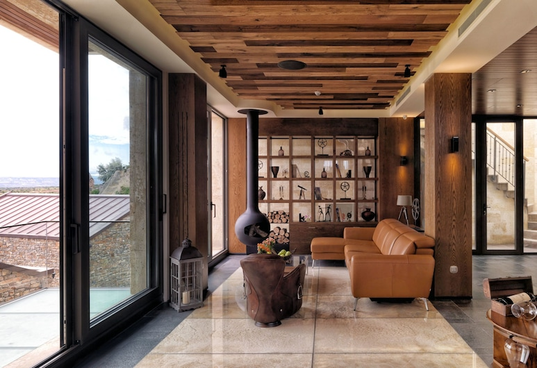 Ariana Sustainable Luxury Lodge - Special Class, Nevsehir, Lobby