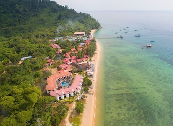 Picture of Paya Beach Spa & Dive Resort in Tioman Island