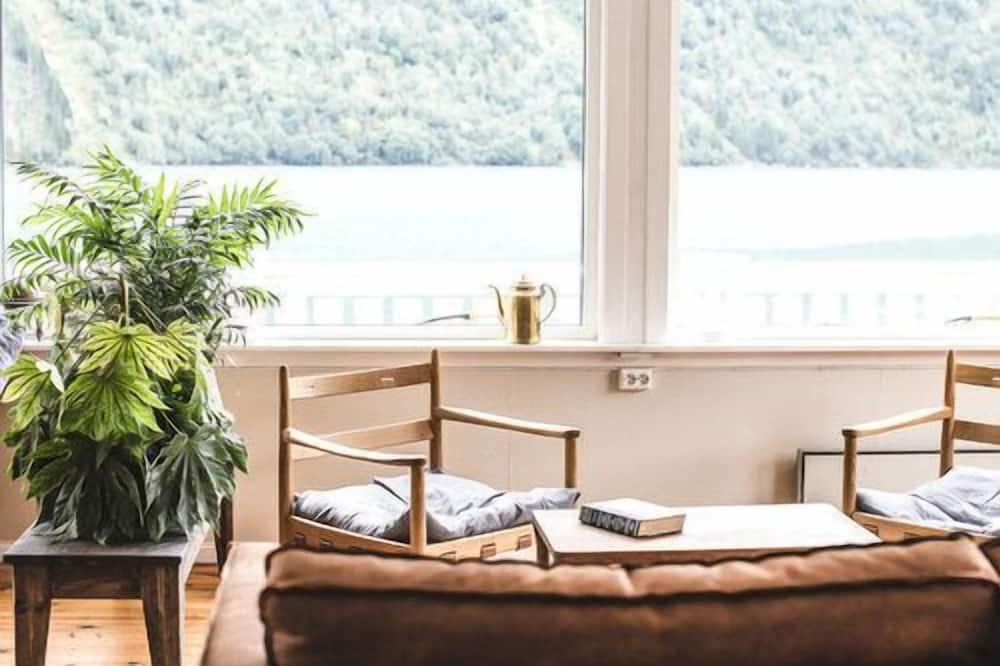 Suite (Fjord View) - Stue
