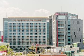Czedżu — zdjęcie hotelu Ramada Jeju Hamdeok