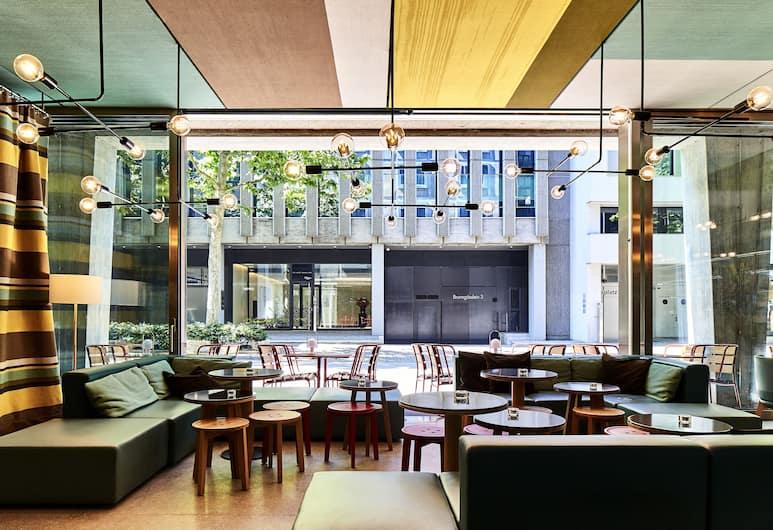 Nomad Design & Lifestyle Hotel, Basel, Hotel Lounge