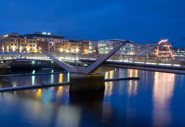 IFSC Dublin City Apartments, Δουβλίνο