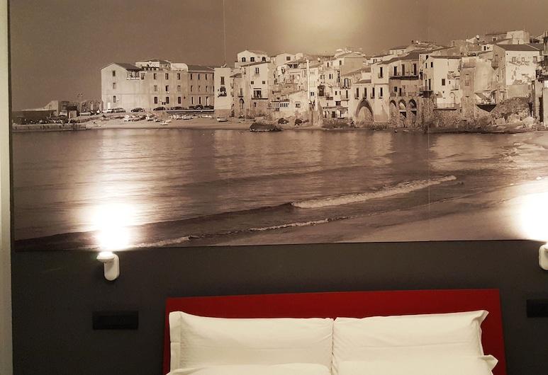 Alma Hotel, Palermo, Chambre Double Standard, balcon, Chambre