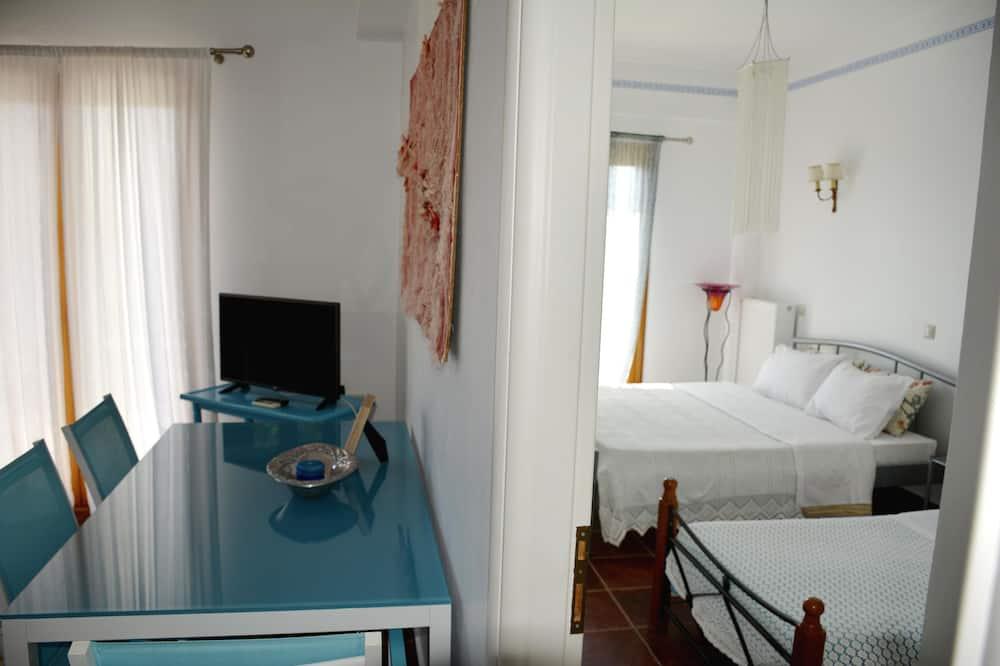 Departamento, 1 habitación - Habitación