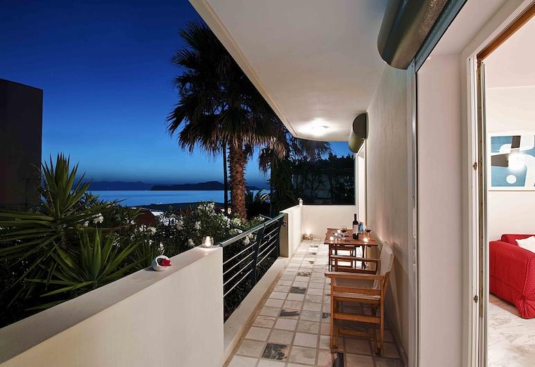 Sea Breeze, Χανιά, Διαμέρισμα, 1 Υπνοδωμάτιο, Θέα στη Θάλασσα, Μπαλκόνι