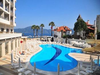 Foto del Golden Rock Beach Hotel - All Inclusive en Marmaris (y alrededores)