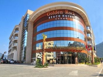 Marmaris bölgesindeki Golden Rock Beach Hotel - All Inclusive resmi