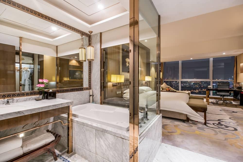 Executive szoba, 1 king (extra méretű) franciaágy - Vendégszoba
