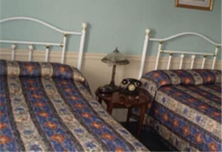 Capone's Hideaway Motel, Moose Jaw, Svečių kambarys