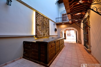 Queretaro bölgesindeki Hotel Madero resmi