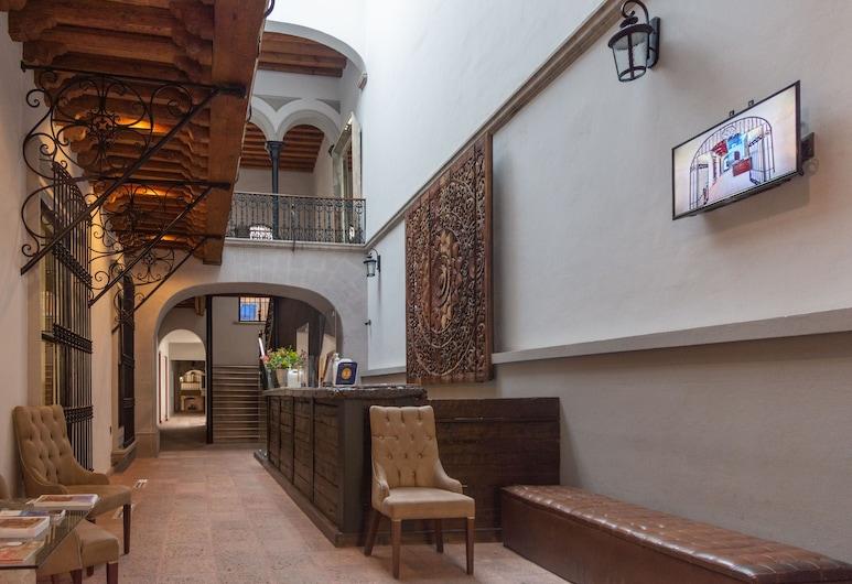 Hotel Madero, Queretaro, Reception