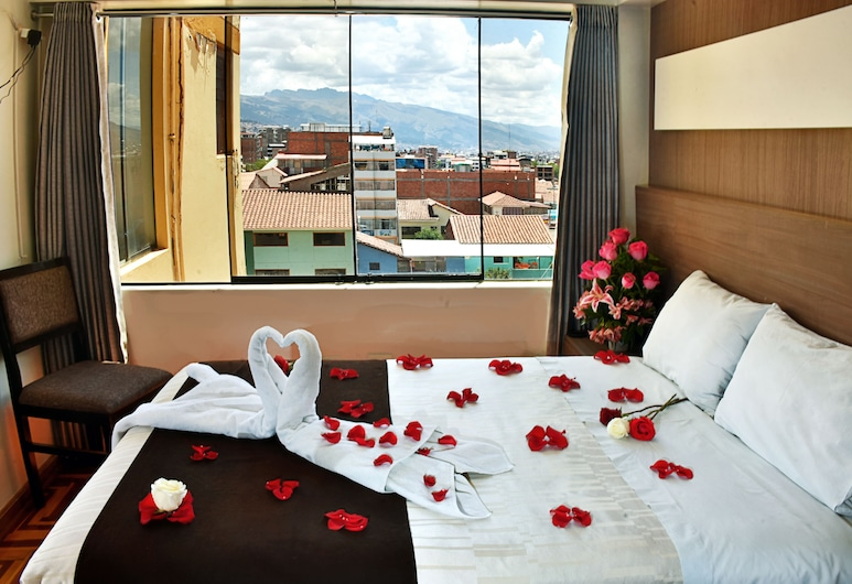Hotel Polo Corporativo, Cusco, חדר זוגי, חדר אורחים