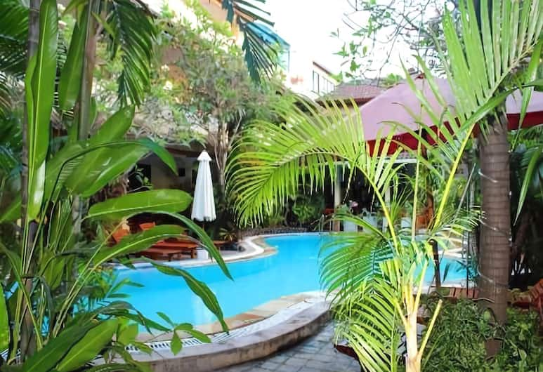 Secret Garden Inn, Kuta, Outdoor Pool