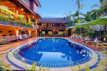 Nuotrauka: Chandara Boutique Hotel, Vientianas