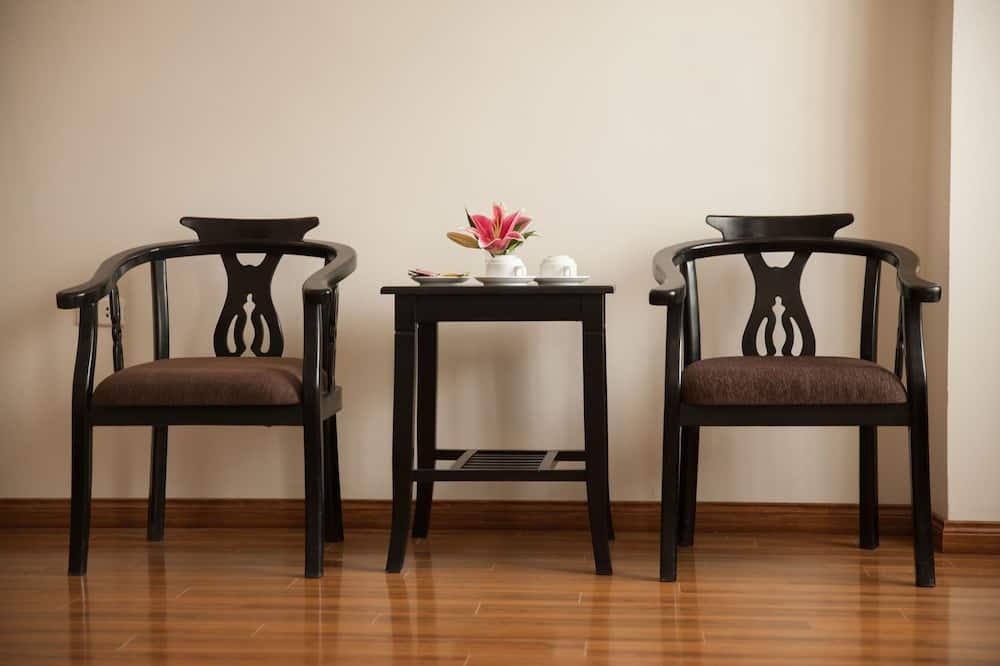 디럭스룸 - 거실 공간