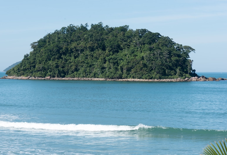 Pousada Kaliman Ubatuba, Ubatuba, Beach