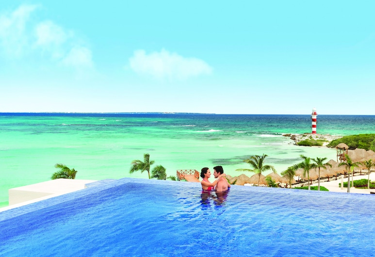 Hyatt Ziva Cancun All Inclusive, Cancun, Infinity Pool