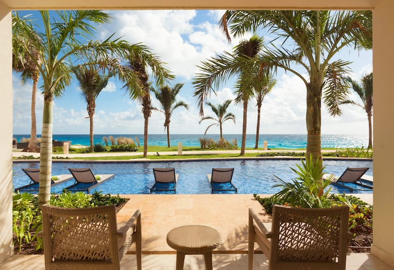 Hyatt Ziva Cancun - All Inclusive, Cancun, Swim Up King (with Sofa Bed)	, Guest Room View