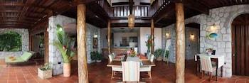 Foto Hermitage Villa di Soufriere