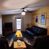 尊榮小屋, 2 間臥室 - 客廳