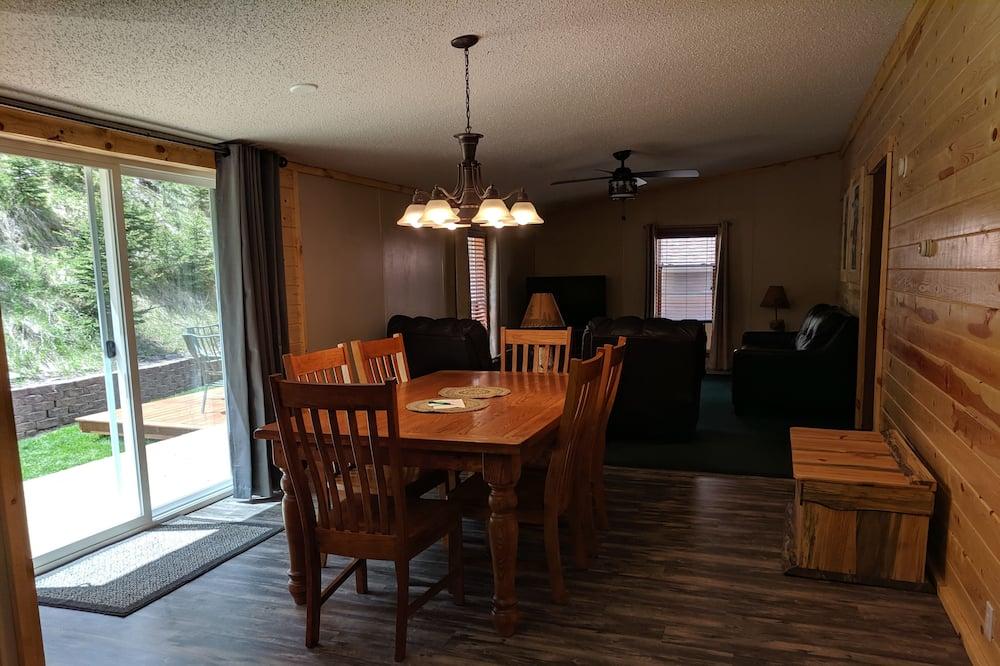 尊榮小屋, 2 間臥室 - 客房餐飲服務