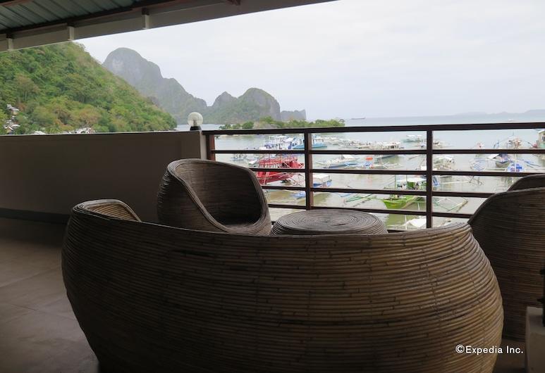 Dayunan Tourist, El Nido, Chambre Standard, Balcon