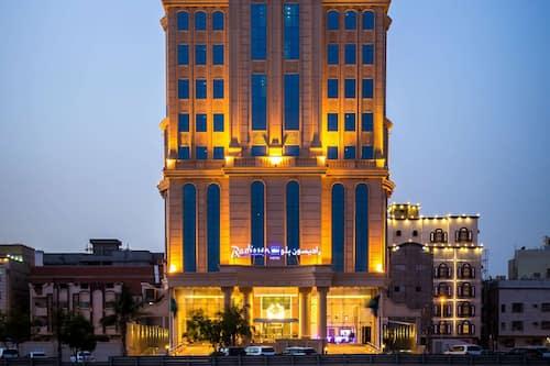 Book Radisson Blu Hotel Jeddah Plaza In Jeddah Hotels Com