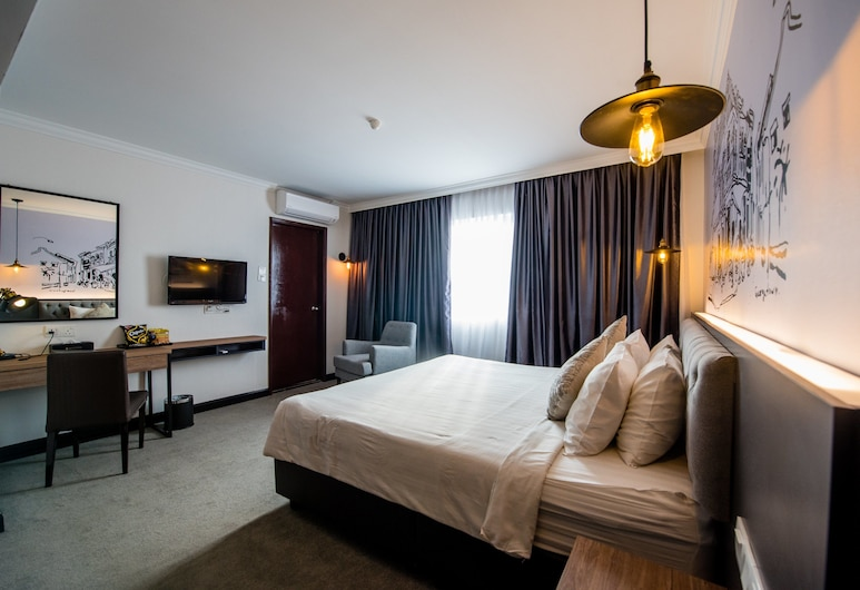 Merchant Hotel, George Town, Executive Double Room, 1 King Bed, Guest Room