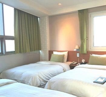首爾就思留宿酒店的圖片